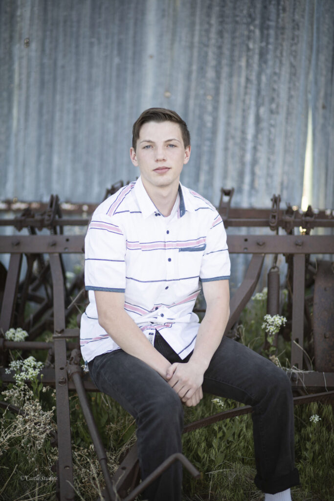 Senior Portrait Photography in Utah