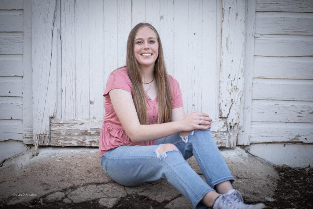 Senior Portrait picture
